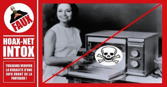 Le micro-onde interdit en Russie