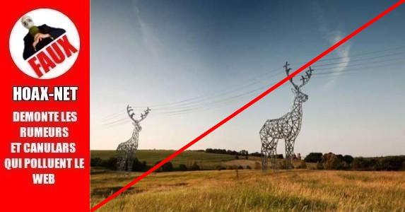 Les pylônes électriques ne seront pas de véritables œuvres d'art en Islande !