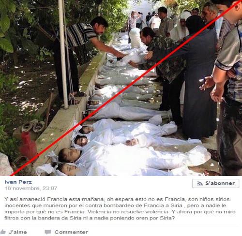 Bombardement Français en Syrie-1
