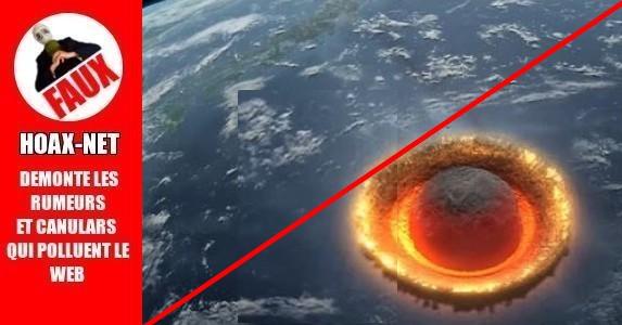 A la fois la NASA et la FEMA se prépareraient  à une catastrophe de grande ampleur
