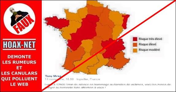 Attentats de Paris : NON, L'Algérie ne déconseille pas à ses ressortissants de se rendre en France