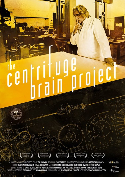 The Centrifuge Brain Project-