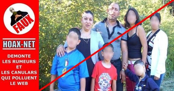 NON, 595.000 euros n'ont pas été dépensés pour la famille de Léonarda !