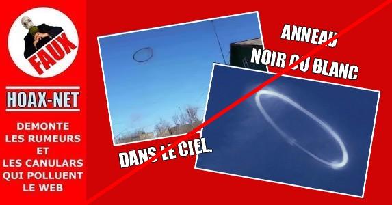 Kazakhstan : L'anneau noir/blanc n'est ni un montage vidéo, ni provoqué par des extra-terrestres !