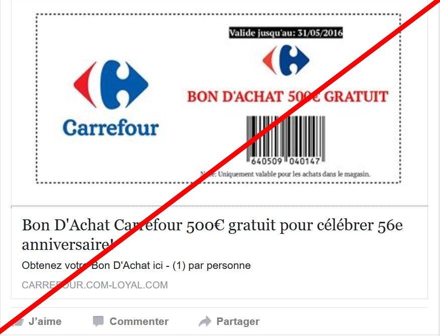 1-CARREFOUR - GAGNEZ 200 EUROS--1