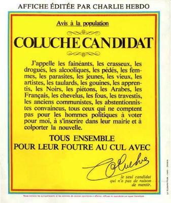 COLUCHE-
