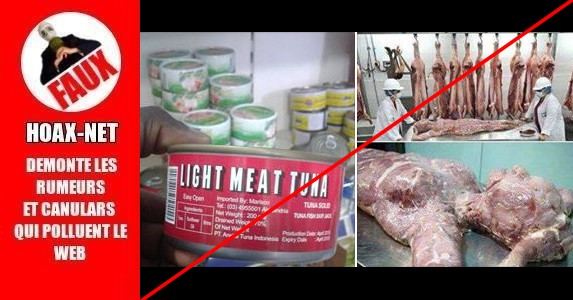 NON, les chinois n'exportent pas de la viande humaine en Afrique