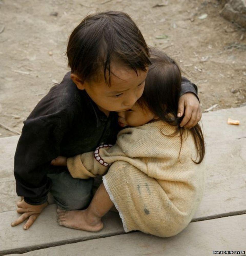 Les enfants du Népal-