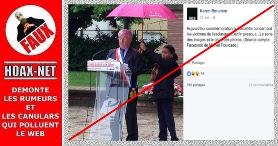 La vérité sur le garçon au parapluie !