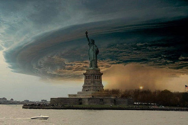 Sandy sur New-York