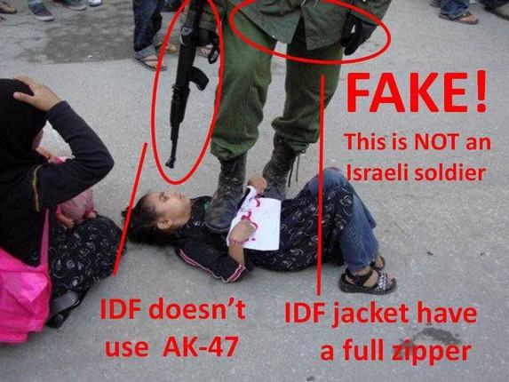 Soldat israélien-4