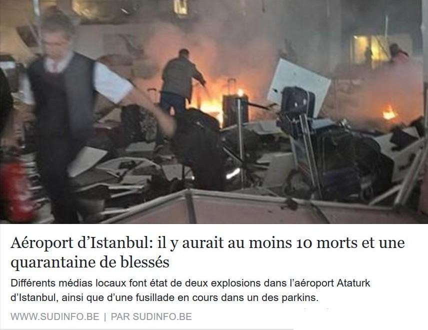 2016 attentats d'istanboul