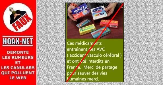 Mise au point sur les médicaments contenant de la pseudoéphédrine