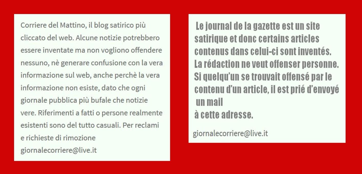 MAILLOT 2 PIECE INTERDIT EN ITALIE--