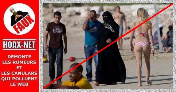 NON, les maillots deux pièces ne seront pas interdit devant les musulmans en Italie.