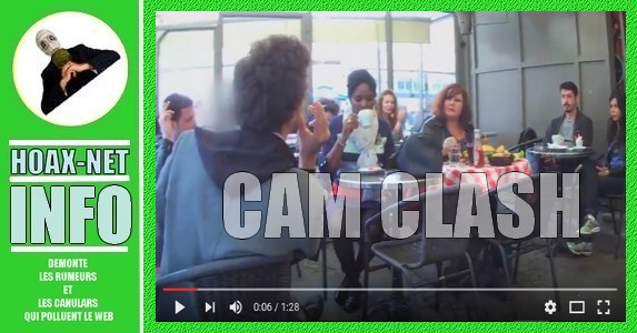 Les vidéos de Cam Clash régulièrement détournées de leur fonction première sur le web