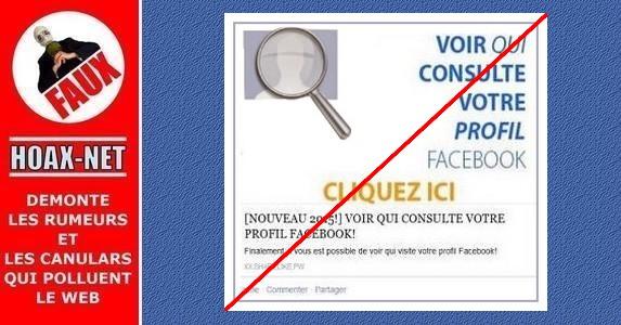 Non, Facebook ne vous permet pas de savoir qui consulte votre profil ou vos publications.