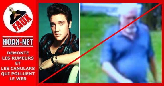 Non, ce jardinier de Graceland n'est pas Elvis Presley