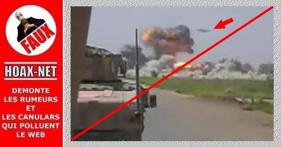 La vidéo d'Afghanistan qui, pour Sudinfo.be, sèmerait un doute, était un FAKE !
