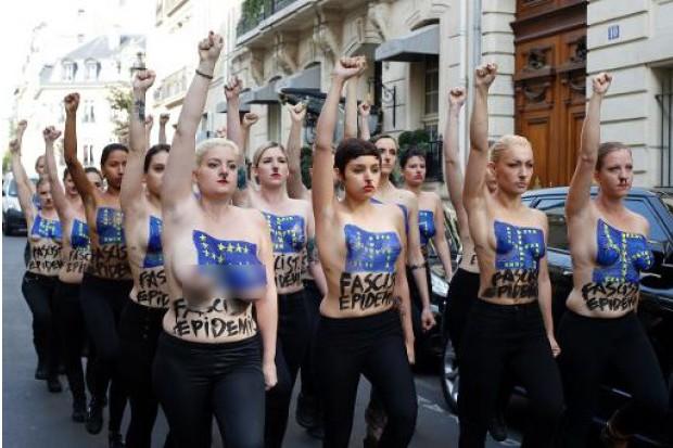 2016-NON les femens ne sont pas des sympathisantes nazis-2