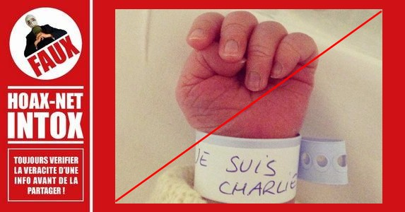 Le faux virus de «on est tous Paris».