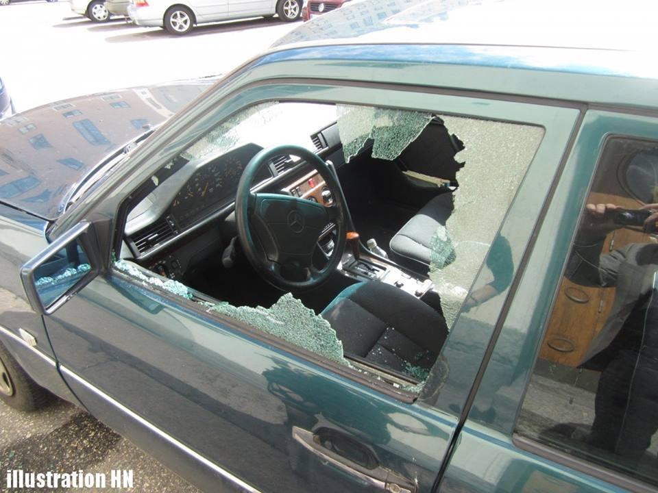 non la police n autorise pas casser la vitre d une voiture pour sauver un animal mais. Black Bedroom Furniture Sets. Home Design Ideas