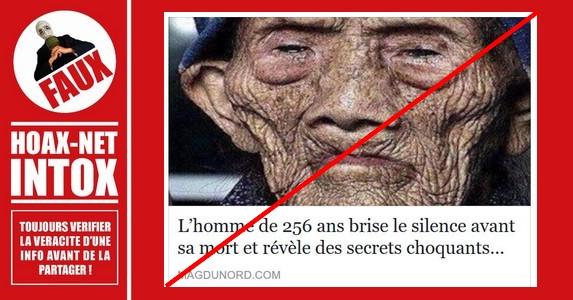 Non, «Li Ching-Yuen», 256 ans, n'a pas révélé les secrets choquants de sa longévité