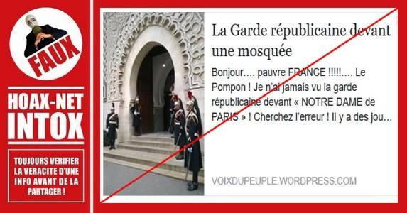 NON il ne s'agit pas d'un avant-goût de la République islamique