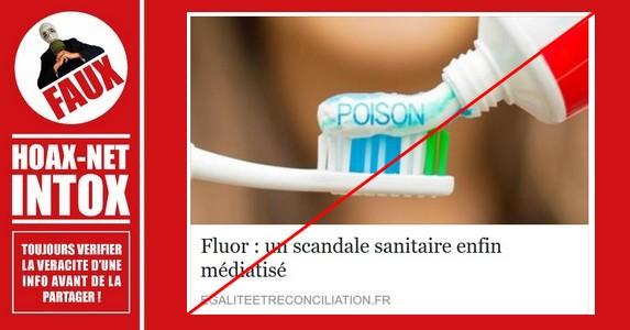 Le dentifrice au fluor est il dangereux pour nos enfants ?