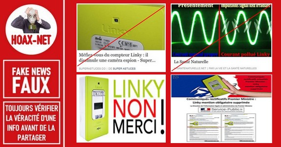 Intox sur les compteurs Linky : mise au point.