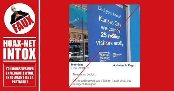 Non, ce n'est pas une faute de frappe sur l'affiche mais une création numérique.