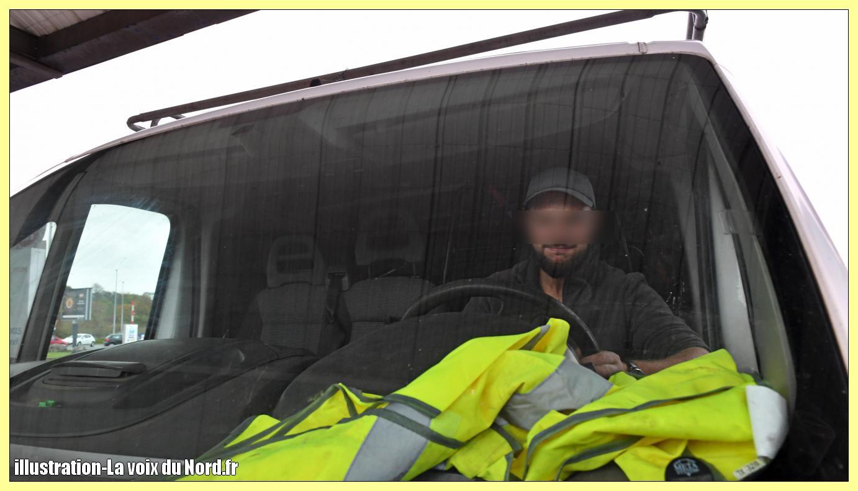 Gilet jaune voiture amende