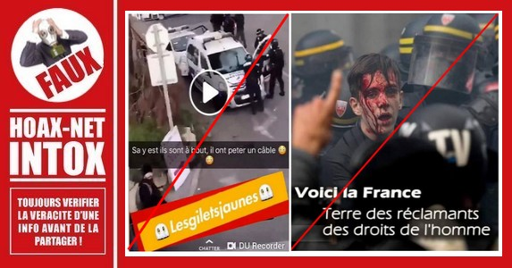 Fake News « gilets jaunes » (Part.3)