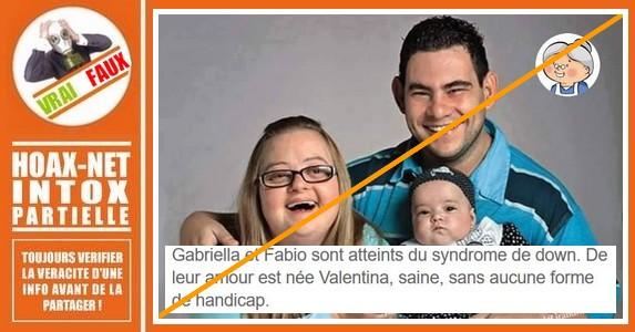 Mise au point concernant le couple Gabriela et Fabio