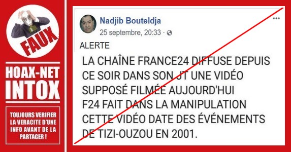 Non, FRANCE24 n