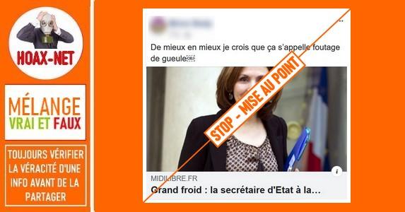 Mise au point sur un article du «Midi Libre.fr» qui refait surface de manière virale.
