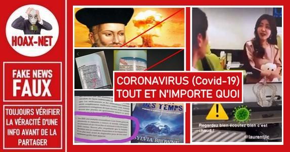 Coronavirus – Prédictions à toutes les sauces.