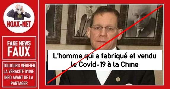 Non, le Professeur Charles Lieber n'a pas fabriqué et vendu le Covid-19 à la Chine.