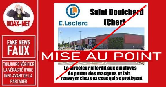 Non, Leclerc n