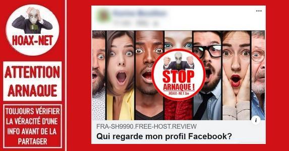 Non, Facebook ne permet pas de voir qui visite votre profil.