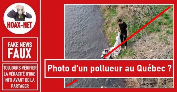 Non, cette photo n'a pas été prise au Québec.